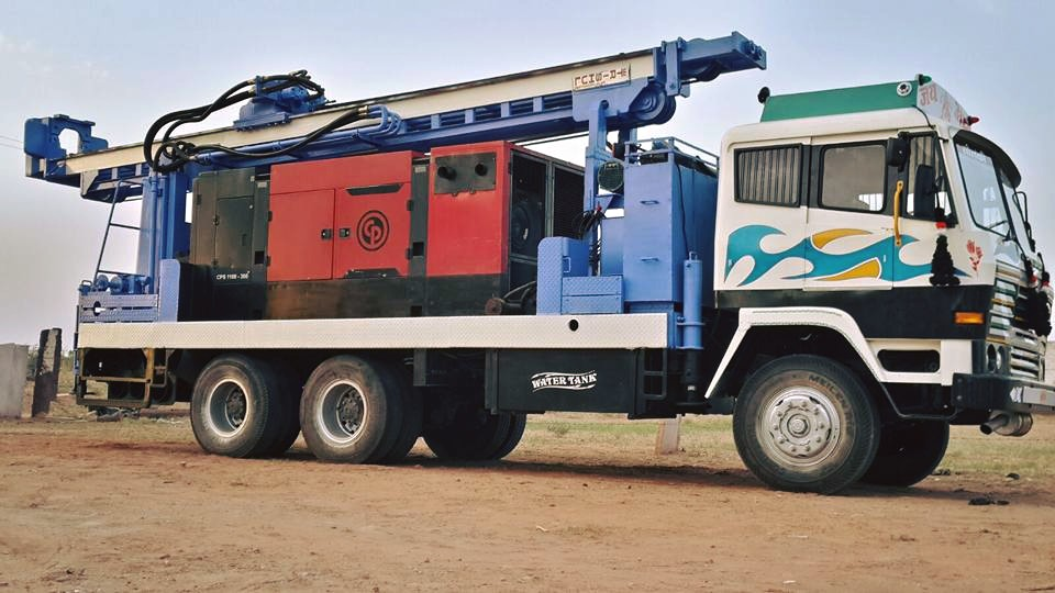 Best Water well Drilling Rig Truck Manufacturer and Exporter